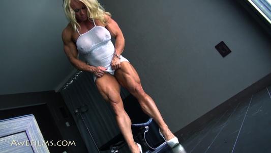 massive quads on fbb Aleesha Young