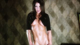 Melyssa Buhl super hot and shredded fitness babe
