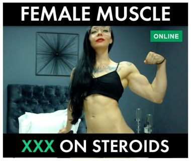xxx female muscle webcams