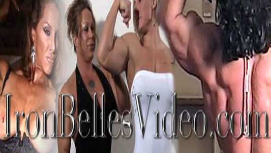Iron Belles Fantasy Theatre on Muscle Girl Flix