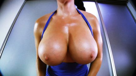 massive big fake tits breast expansion