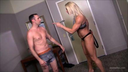 female muscle amazon femdom fantasy girl