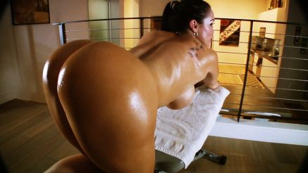 naked fitness model nude workout