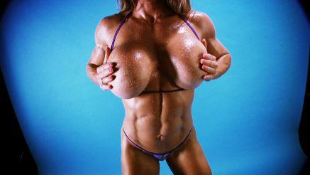 maria garcia bit tit muscle girl