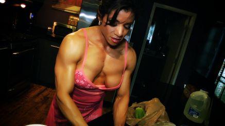 female bodybuilder girlfriend marina lopez fantasy