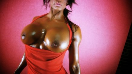 sexy as fuck fitness model Jennifer Love
