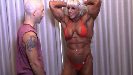 female muscle worship huge fbb