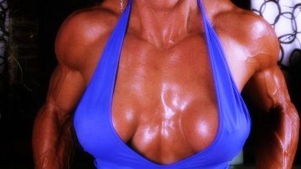 Marina Lopez Incredible She Hulk Bod