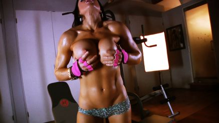 breast expansion fitness model samantha kelly