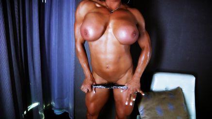 Female Bodybuilder Nice Big Tits Marina Lopez