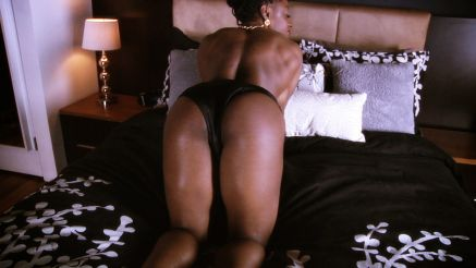 fbb showing off her ass in bed