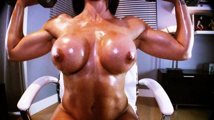 female bodybuilder goddess rapture xxx webcam